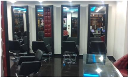 hairdressers in London